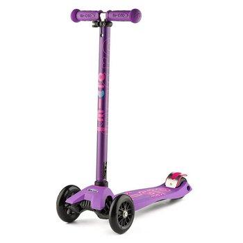 Micro Maxi Deluxe Scooter Purple