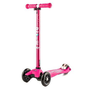 Micro Maxi Deluxe Scooter Pink