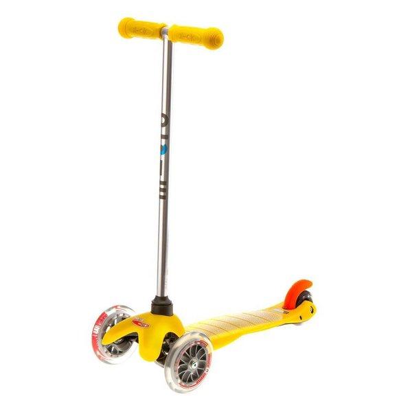 Micro Mini Scooter Yellow