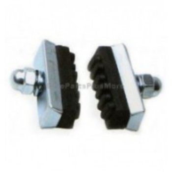 REX Caliper Brake Shoes 35mm (Pair)