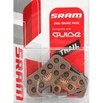 SRAM Disc Brake Pads Guide Metal Sintered