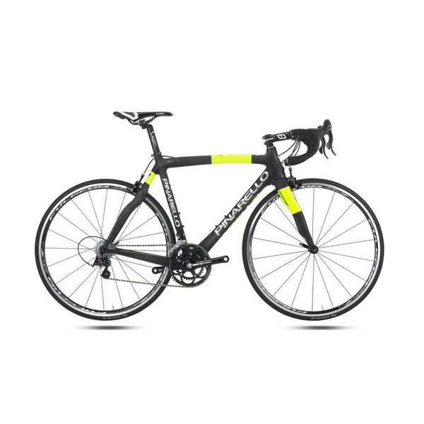 Pinarello Razha Black Yellow 51.5cm