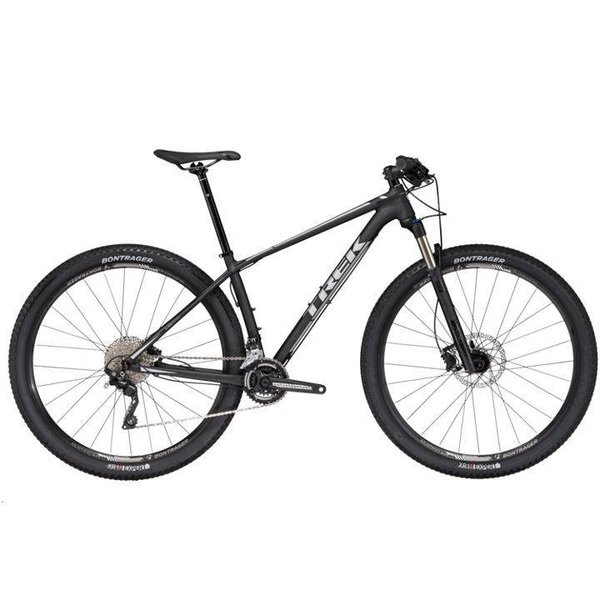 Trek Superfly 5 17.5 in (29) Matte Trek Black