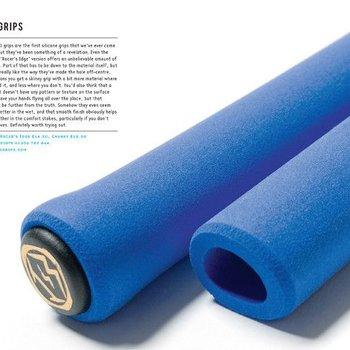 ESI Racer's Edge Grips 50 Grams Blue