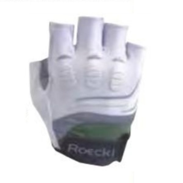 Roeckl #050 Women's Gloves White 6