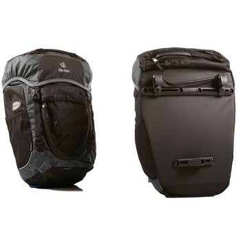 Deuter Rack Pack II Pannier Bags