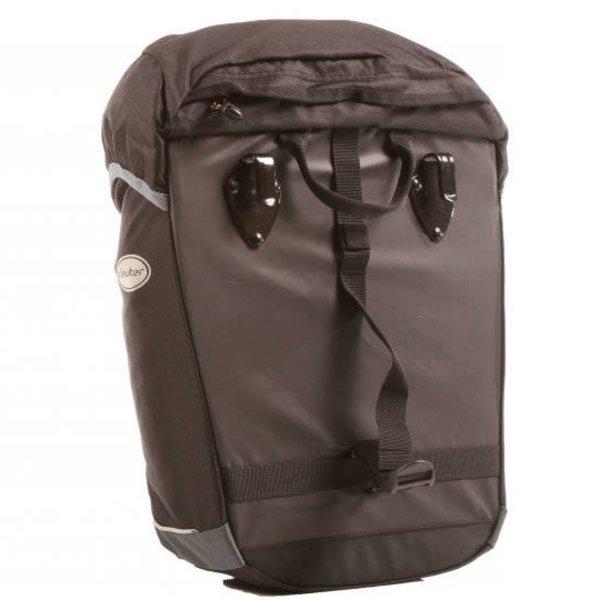 Deuter Rack Pack Uni Pannier Bags Black