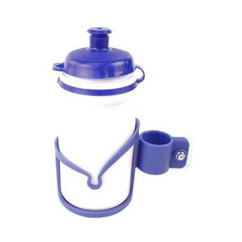 REX Kids Bottle & Cage Blue