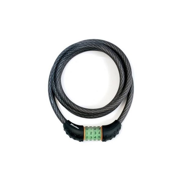 Master Lock Cable Combo Glow Lock