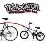 Trail-Gator Trail-Gator Bicycle Tow Bar Red