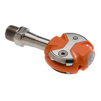 Speedplay Zero Stainless Pedals Orange