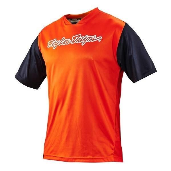 Troy Lee Designs Skyline Jersey Orange S