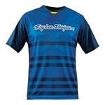 Troy Lee Designs Skyline Jersey Divided Dirty Blue L