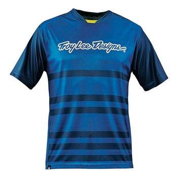 Troy Lee Designs Skyline Jersey Divided Blue L