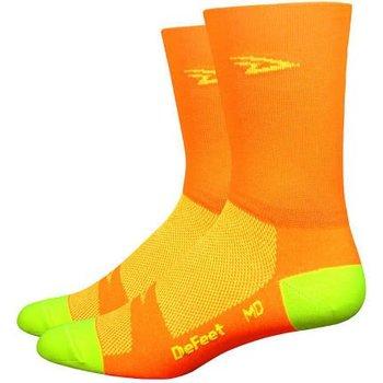 DeFeet Aireator Socks Orange XL