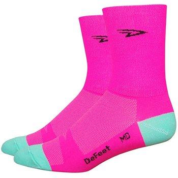 DeFeet Aireator Socks Pink S