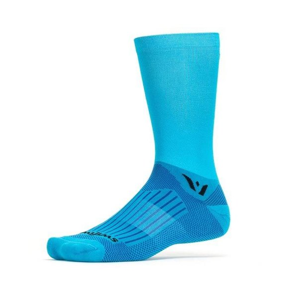 Swiftwick Aspire Seven Socks Blue S