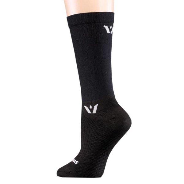 Swiftwick Aspire Seven Socks Black L