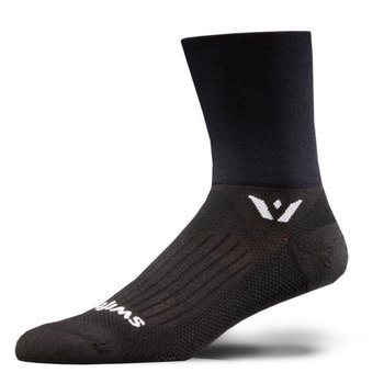 Swiftwick Aspire Four Socks Black L