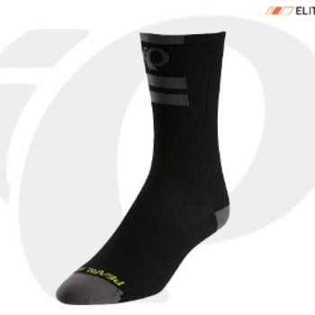 Pearl Izumi SOCKS - ELITE TALL CORE BLACK MEDIUM