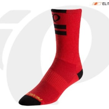 Pearl Izumi SOCKS - ELITE TALL CORE RED MEDIUM
