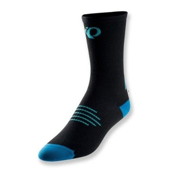 Pearl Izumi SOCKS - ELITE TALL BLUE ATOLL MEDIUM
