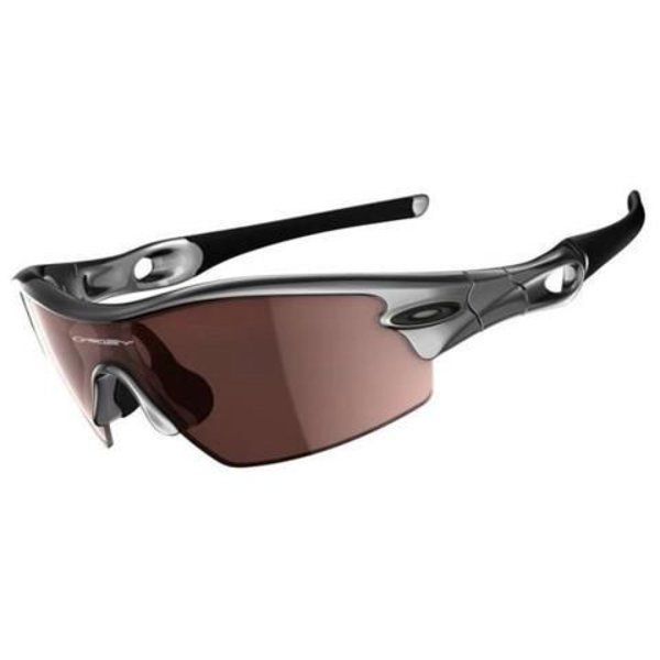 Oakley Radar Pitch Polished Aluminium