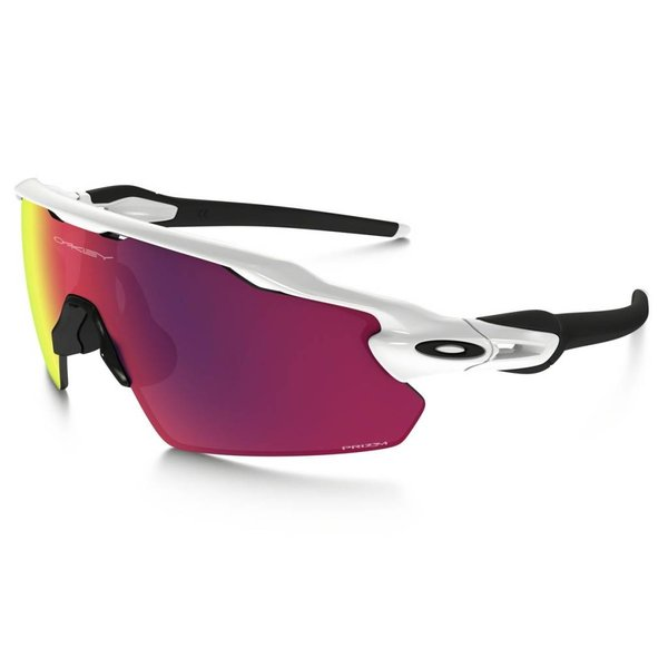Oakley Radar EV Pitch PRIZM Road Polished White