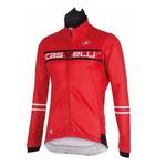 Castelli Segno Jacket Red