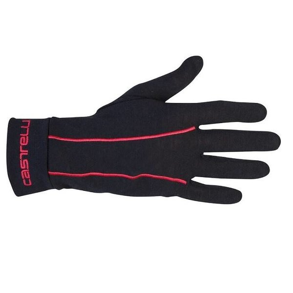 Castelli Castelli LINER GLOVES Black/Red