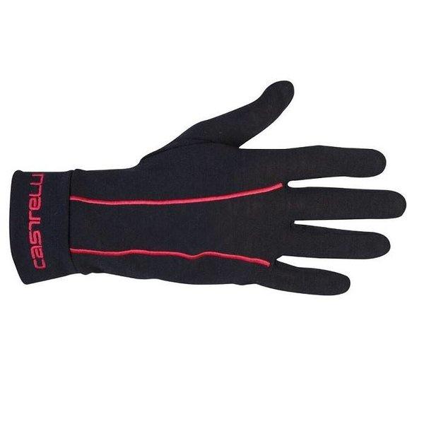 Castelli LINER GLOVES Black/Red