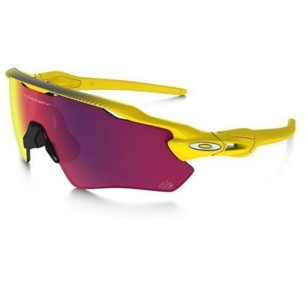 Oakley Radar EV Path PRIZM Road Tour de France Edition Team Yellow
