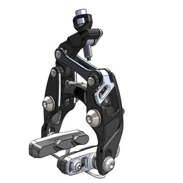Bontrager Speed Stop Integrated Brake Front/Rear Black