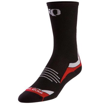 Pearl Izumi SOCKS - ELITE TALL TRUE RED MEDIUM