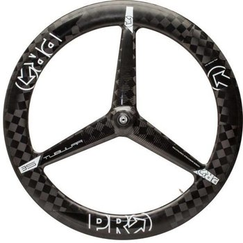 PRO 3-SPOKE CARBON WHEEL DURA-ACE TUBULAR FRONT