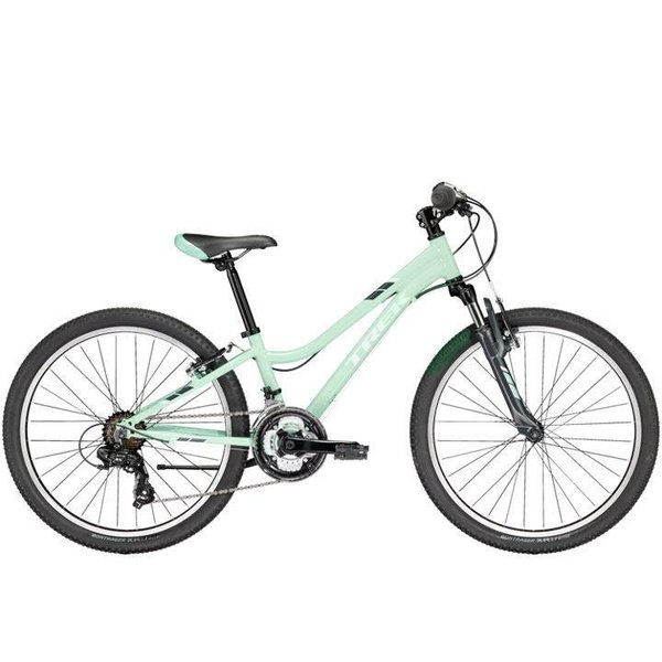 "Trek Precaliber 24 21-Speed Girl's 24"" (2018) Sprintmint"