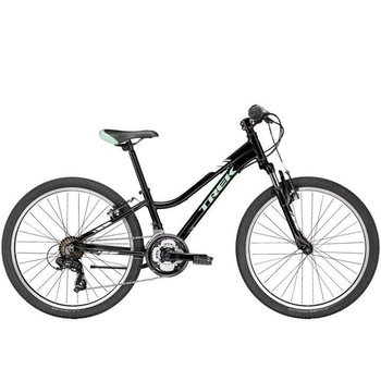 "Trek Precaliber 24 21-Speed Girl's 24"" (2018) Trek Black"