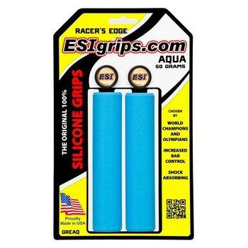 ESI Racer's Edge Grips 50 Grams Aqua