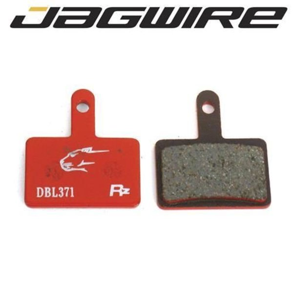 Jagwire Disc Brake Pads - Shimano/RST/Tektro/TRP Sport Semi Metallic