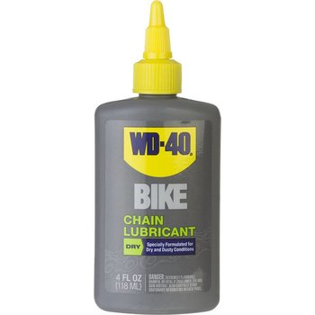 WD-40 Lube Bike Chain Lubricant DRY 118ml