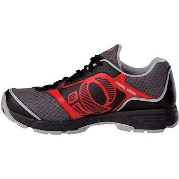 Pearl Izumi X-Road Fuel II Men's MTB Shoes Black/Red Size 43