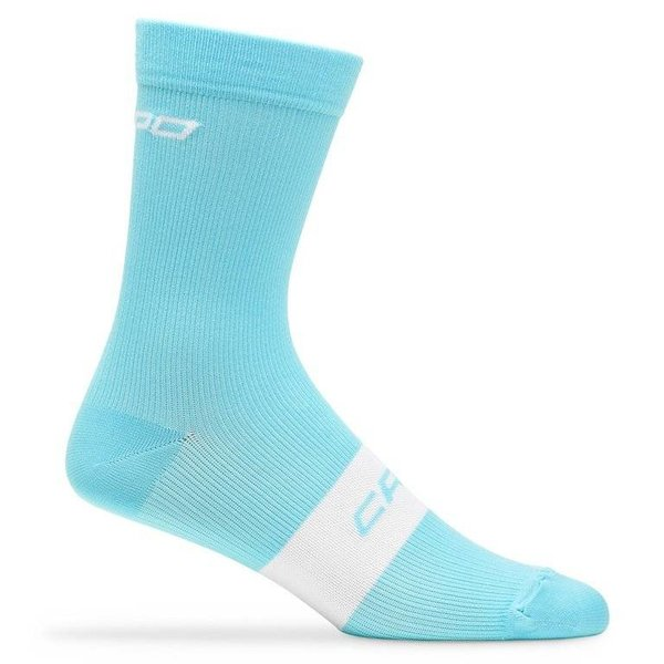 Capo Active Compression 15cm Socks Aqua L/XL