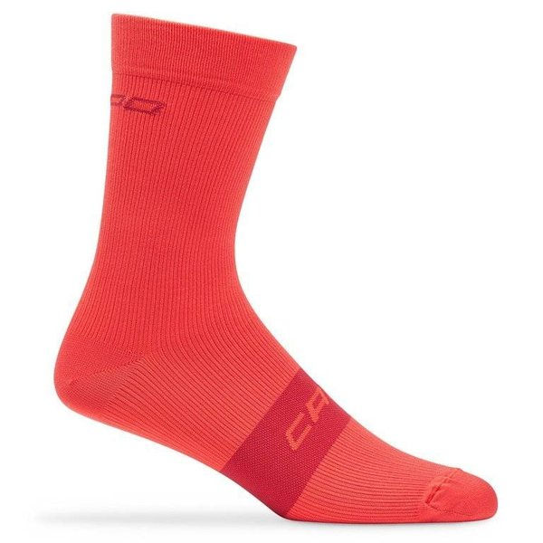 Capo Active Compression 15cm Socks Red L/XL