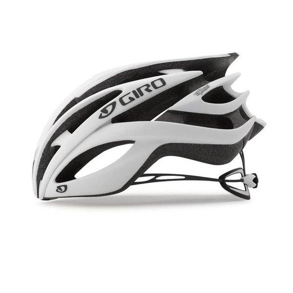 Giro Atmos II Helmet White/Black Large