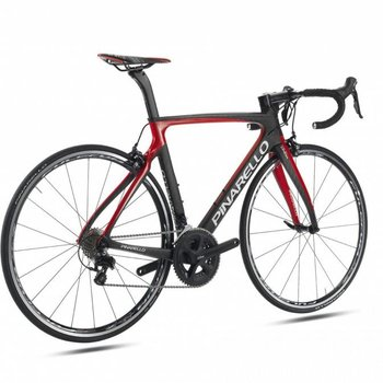 Pinarello Gan S Ultegra Di2 Black/Red 51.5cm