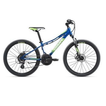 "Giant XTC Jr 1 24 Disc Boys 24"" (2018) Electric Blue"