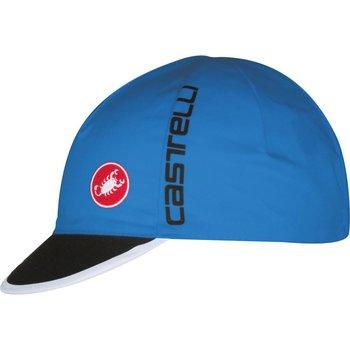 Castelli Cap Free Blue