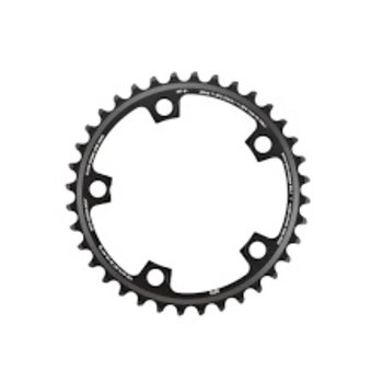 SRAM Chainring Road RED X-Glide R 36T Yaw 11-Speed S1 110 BCD Alum 3mm Blast Black (52-36, 46-36)