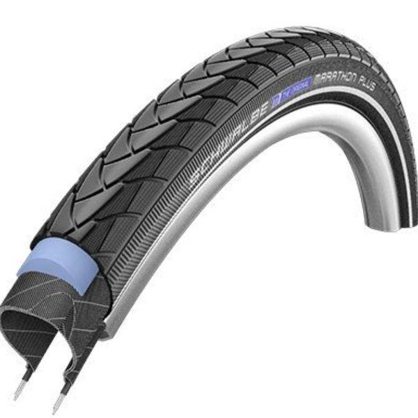 "Schwalbe Marathon Plus Tyre 20 x 1.75"" (47-406) Smartguard Reflex"