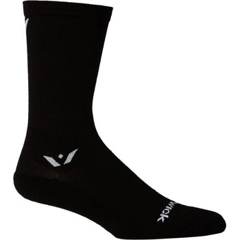 Swiftwick Pursuit Seven Socks Black L